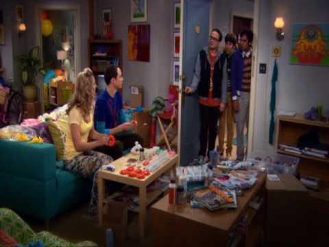 Penny and Sheldon -- Sea Shanty