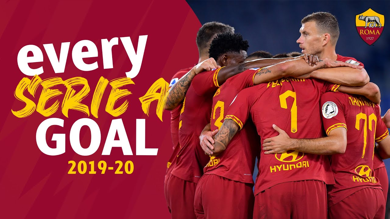 EVERY SERIE A GOAL 🐺 | Season 2019-20