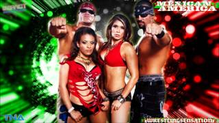 "Mexican America 1st TNA Theme Song - ""Stand Up"" [High Quality+Download Link]"