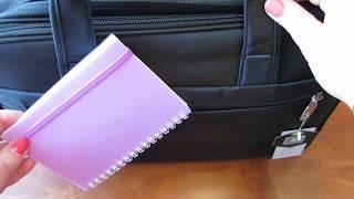 Обзор сумка чехол для ноутбука с Алиэкспресс