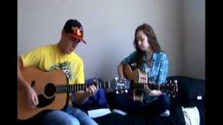 Dustin Lynch's Cowboys & Angels Cover