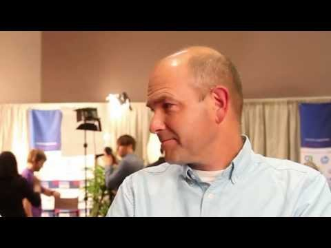 Interview with Chris Anderson, CEO 3D Robotics, at TiEcon 2013 Media Lounge