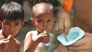 요구르트 판매로, 20% 감소한 방글라데시 어린이 &#…