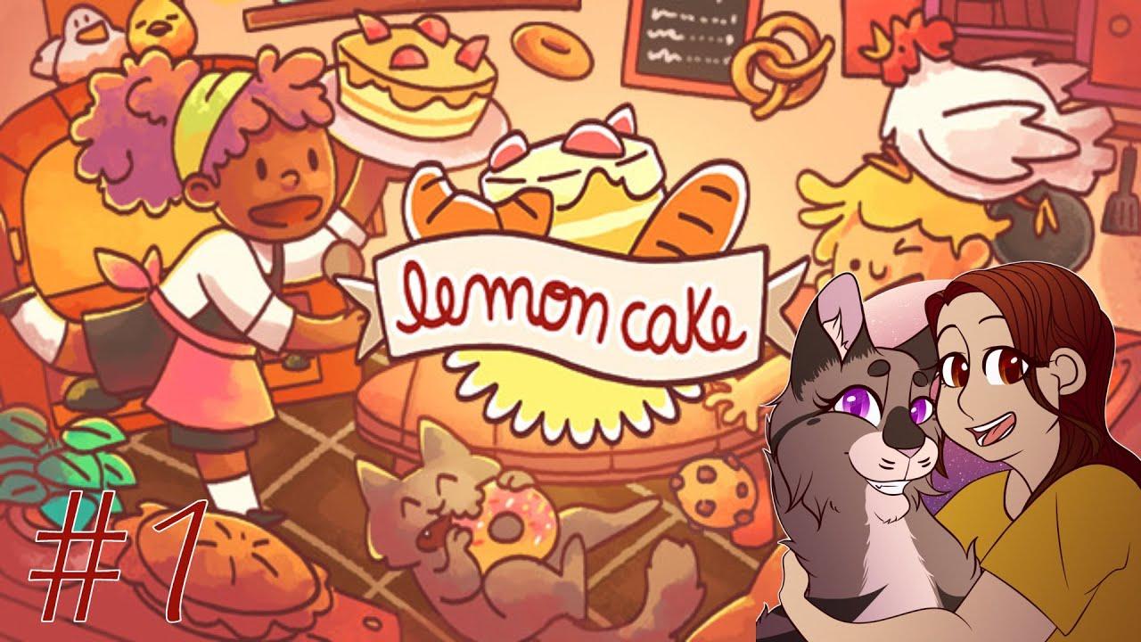 ADORABLE Sweets~! 🍰 Lemon Cake 🍰 #1