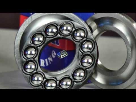 Nachi Thrust Ball Bearing