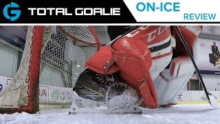 CCM Tacks Goalie Skates // On-Ice Review with Matt from CCM // Montreal