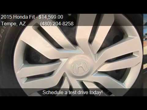 2015 Honda Fit LX 4dr Hatchback CVT for sale in Tempe, AZ 85