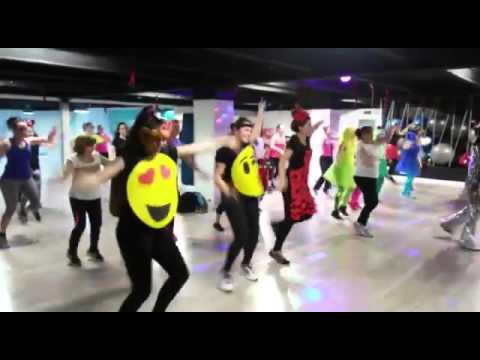 Carnaval Zumba Fit Point 2016