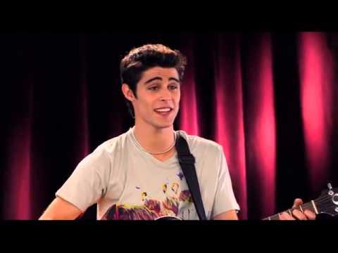 Violetta - Tomás canta Te esperaré