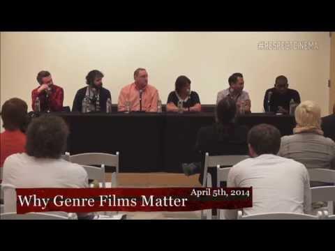 Why Genre Films Matter Panel