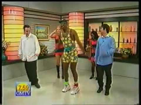 GMTV Mr Motivator and Ant & Dec - 1996