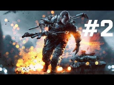 Battlefield 4 Walkthrough Part 2 Shanghai and South China Sea (PC/PS3/PS4/XBOX 360/XBOX One) | HD
