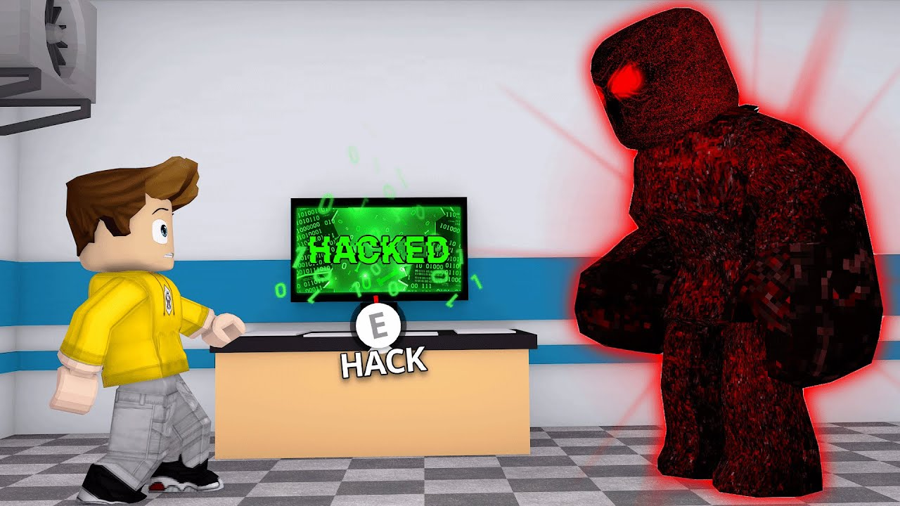Get Caught Hacking In Roblox Beast Kills You Flee The Facility