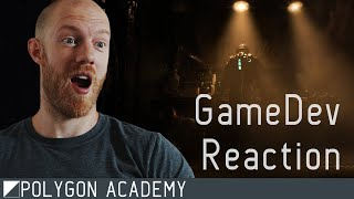 Dead Space Remake Trailer - Game Dev Reaction + Thoughts