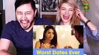 SCOOPWHOOP   WORST DATES EVER   Part 1   Reaction!