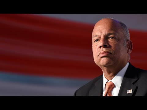 A Chat with Jeh Johnson, Secretary of Homeland Security