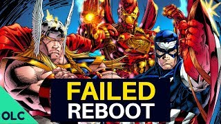 HEROES REBORN: Marvel Comics Failed Reboot