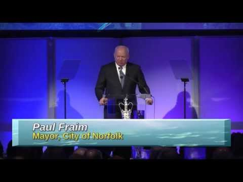 2015 State Of The City Address - Norfolk, VA