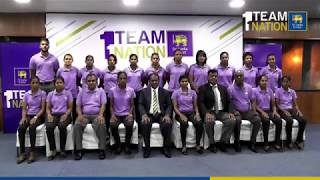 Sri Lanka Women's Team Departure to T20 Asia Cup 2018 Malaysia