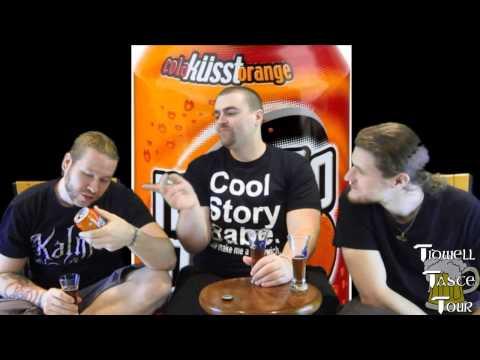 Mezzo Mix Soft Drink Soda Review (Coca-Cola Company)