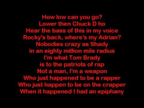 Eminem Baby HD Lyrics