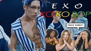 Video EXO KO KO BOP MV REACTION || TIPSY KPOP download MP3, 3GP, MP4, WEBM, AVI, FLV Oktober 2017