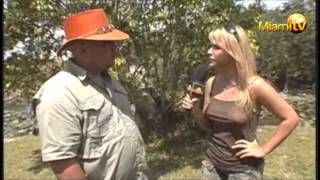 Miami TV Life – Jenny Scordamaglia @ Everglades, Florida