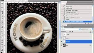 Photoshop CS4   CS5   45 Текст маска