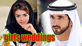 Dubai royal crown prince of dubai sheikh hamdan and beautiful girls weddings: 8 things to know