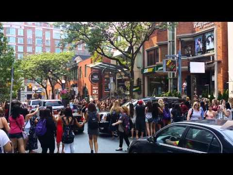One Direction At Hazelton Hotel, Toronto