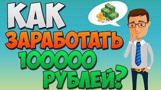 Пример расчёта кейса на 100000 руб. в товарном бизнесе