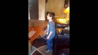 Dustin Lynch Red My Grandson Challenging