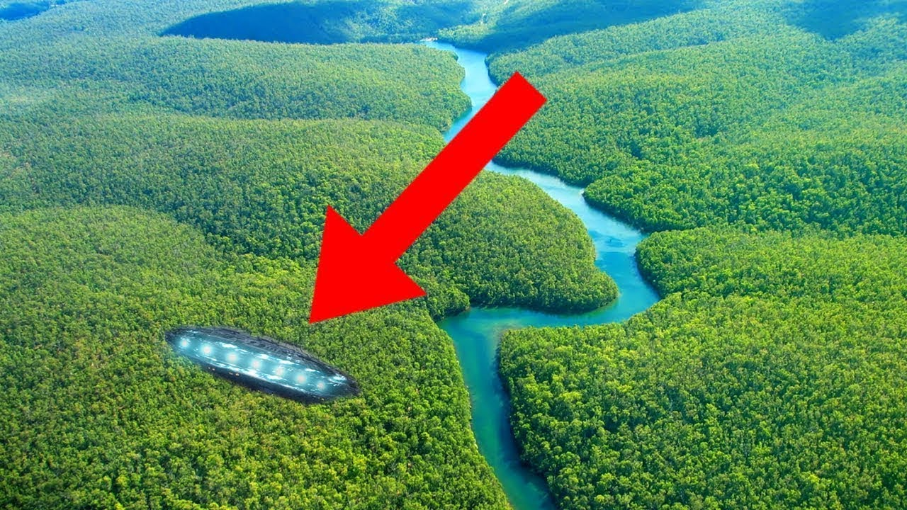 जंगल में खोजी गई 5 सबसे रहस्यमय चीजें Strangest Things Ever Found in The Woods