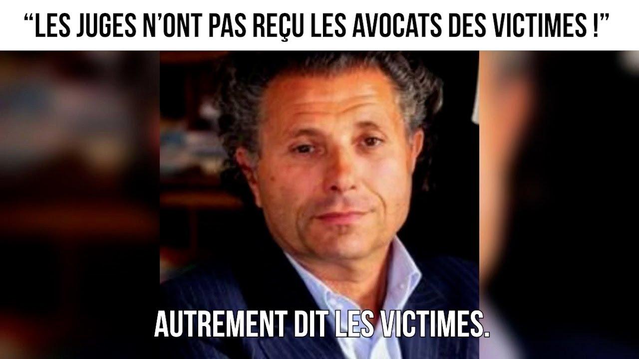 """""""Les juges n'ont pas reçu les avocats des victimes !"""" - En marge de l'actualité du 22 avril 2021"""
