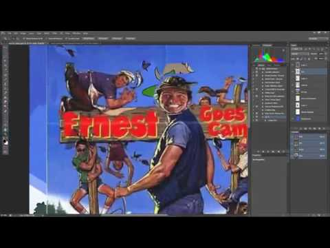 2016 05 25 1942 50 Ernest goes to camp Xvid conglom speedy
