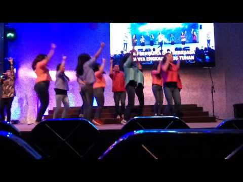 Ku Tinggikan Ku Agungkan - True Worshippers Youth (Cover NCH 6)