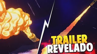 TRAILER OF REVEALED MISSILE REAL OR FAKE? - SEASON 5 - *FILTRATION* FORTNITE: Battle Royale