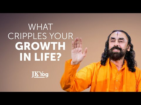 What Cripples your Growth in Life? | Swami Mukundananda