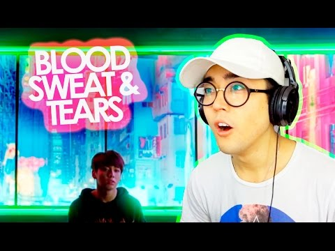 Thumbnail: BTS Blood Sweat & Tears Japanese Ver MV Reacción | kenroVlogs