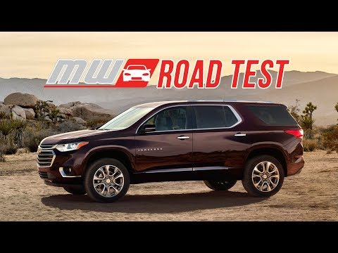 2018 Chevrolet Traverse | Road Test