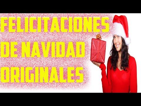 Postales de navidad originales felicitaciones de navidad - Targetas de navidad originales ...