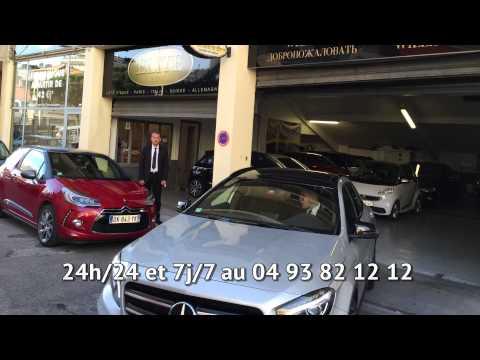 ELITE Rent a Car Côte d'Azur - pub