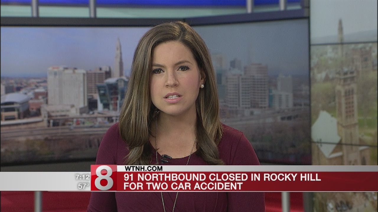 I-91 north in Rocky Hill reopens after accident