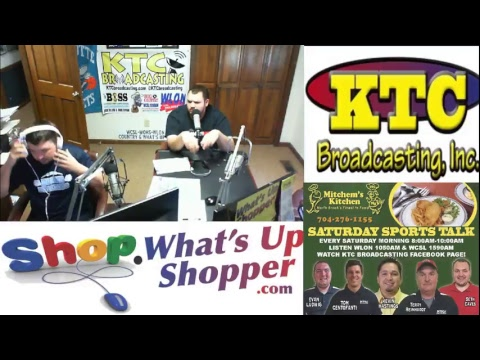 Mitchem's Kitchen Saturday Sports Talk 8am-10am