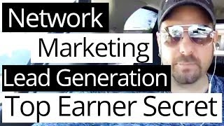 Why Most Network Marketers are Ignorant About Lead Generation