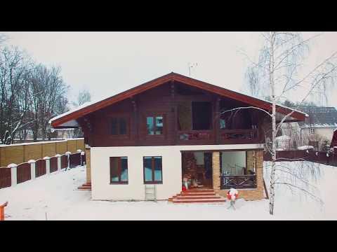 Комбинированный дом ШАЛЕ. Отзыв.