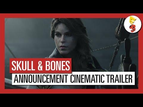 Skull and Bones: E3 2017 Announcement Cinematic Trailer - PT