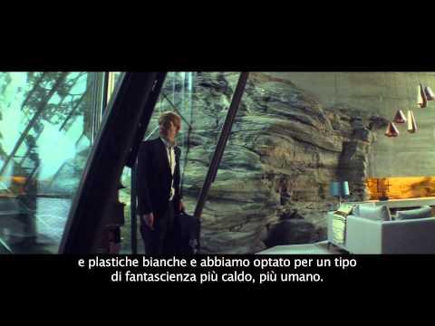 EX MACHINA - Il design della casa di Nathan (sottotitoli in italiano)