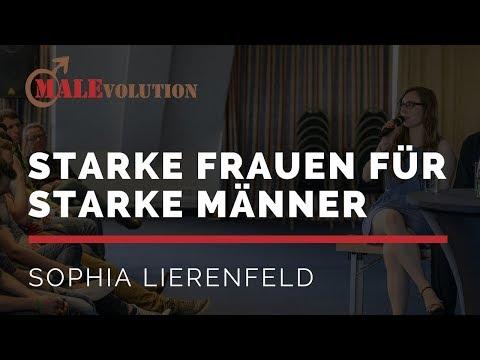 Sophia Lierenfeld - Starke Frauen für starke Männer - MANN SEIN 2014