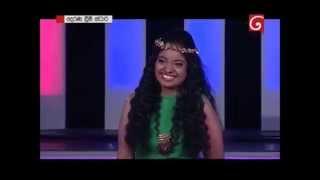 Derana Dream Star season 6 - Chithru De Silva - Aharenna - Chitral Somapala